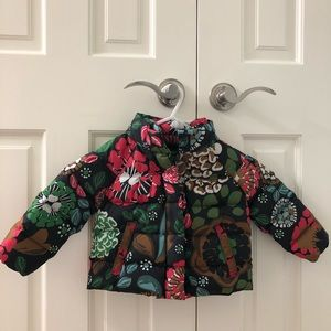 Burberry Kids Girls 2Y Floral Early Spring Jacket